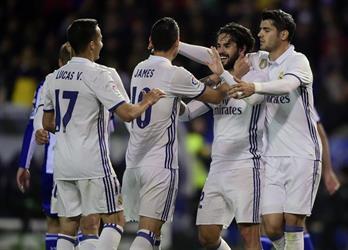 ريال_مدريد يستعيد عافيته بسداسية في لاكارونيا