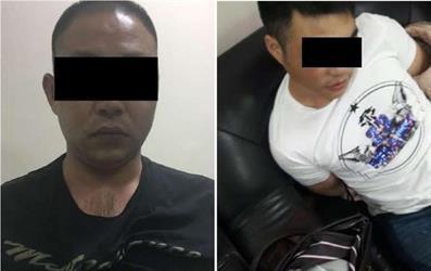 بالصور.. القبض على وافدين تورطا في عمليات سرقة بيانات عملاء البنوك بأجهزة قراءة البطاقات