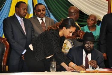 طرفا الصراع في جنوب السودان يتبادلان الاتهامات عن هجمات جديدة