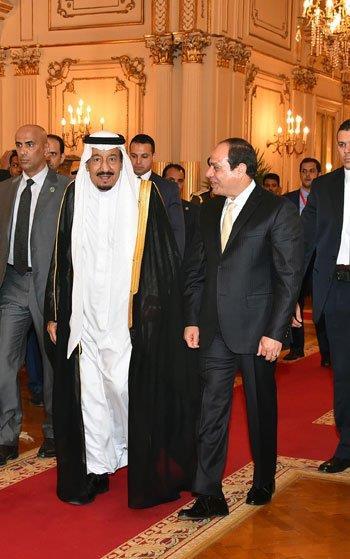 المملكة ومصر تنشأن صندوقاً استثمارياً بقيمة 60 مليار ريال