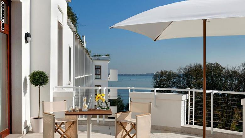 """فندق """"جي دبليو ماريوت فينيسيا"""" في البندقية، إيطاليا"""