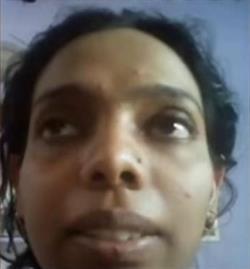 رسالة مأسوية مصورة من فتاة هندية قبل انتحارها