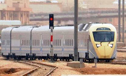 تعطل إحدى قطارات الخطوط الحديدية المتجه من الرياض إلى الدمام