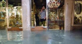 شوراع المدينة العائمة-البندقية