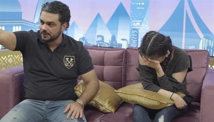 بالفيديو.. حلا الترك تبكي متأثرة بعدما كشف والدها عن علاجها عند طبيب نفسي بسبب تصرفات والدتها