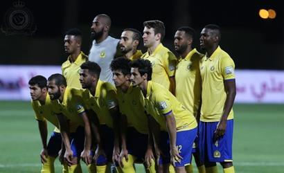 لاعب نادي النصر يزف نبأ سارًا للجماهير