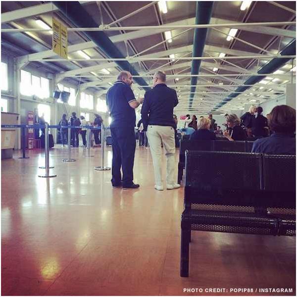 """8- مطار"""" بيرجامو اوريو آل سيريو"""" – إيطاليا"""