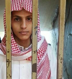 """السجين """"علي الجنيبي"""""""