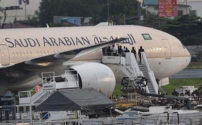 هيئة الطيران الفلبيني: قد تتم معاقبة كابتن الطائرة السعودية في هذه الحالة