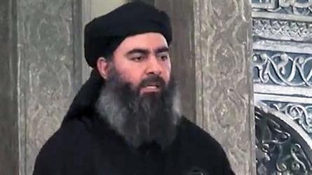 """أنباء عن إصابة """"البغدادي"""" بقصف جوي على القائم العراقية"""