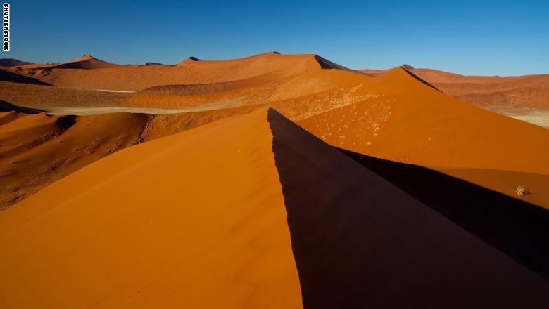 """سوسوسفلاي، حديقة """"ناميب-نوكلوفت"""" الوطنية، ناميبيا"""