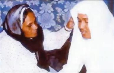 والدة الفنان محمد عبده