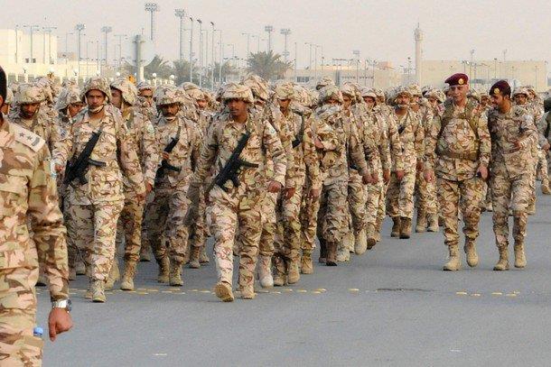 بالصور.. قوات الأمن الخاصة تنفذ مشروع السير الطويل بقيادة اللواءين العتيبي والثمالي