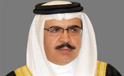 الشيخ راشد آل خليفة وزير الداخلية البحريني