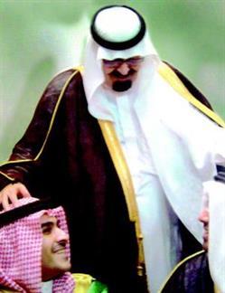 الملك عبدالله بن عبدالعزيز -رحمه الله-