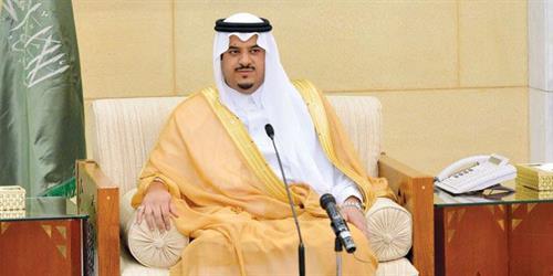 نائب أمير منطقة الرياض