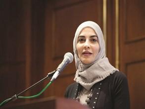 عضوة مجلس الشورى حياة سندي