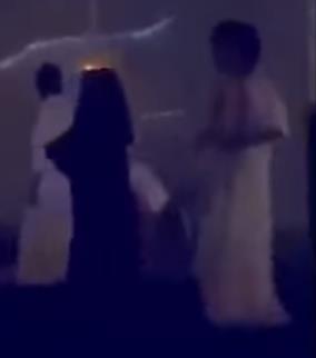 بالفيديو.. فتاة تتعرض للتحرش اللفظي