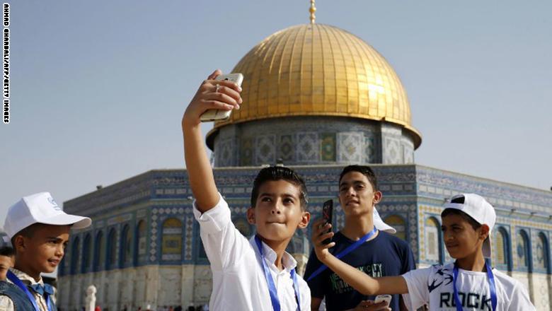 شاهد: أطفال من غزة يزورون القدس للمرة الأولى
