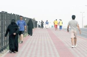 دراسة: ممارسة الرياضة في بعض مدن المملكة لها آثار سلبية على الصحة