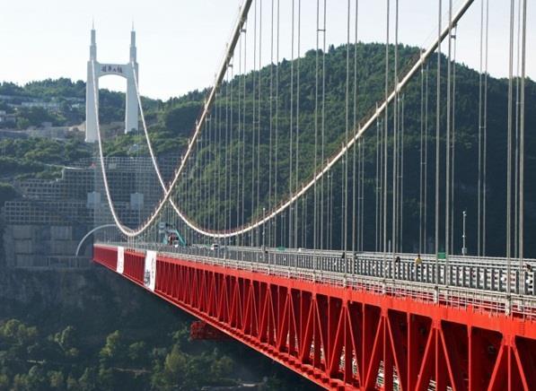 """جسر """"أيزهاي"""" في مقاطعة """"هونان"""""""