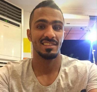 """صور لرجل الأمن """"الحربي"""" قبل استشهاده بالقطيف الأكثر انتشارا بين المغردين"""