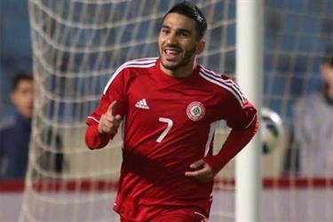 الفيصلي يرغب في التعاقد مع قائد منتخب لبنان