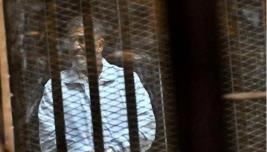 استئناف محاكمة مرسي في قضية «أحداث الاتحادية»