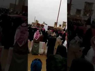 سقوط سلاح ناري على نساء يتابعن فقرة فنية في جناح الإمارات بالجنادرية