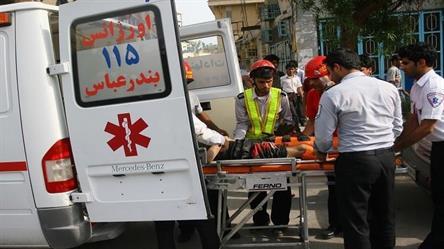 مصرع شخص و إصابة 472 جراء تسمم بغاز الكلور في إيران