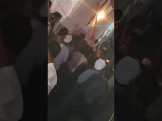 مضاربة عنيفة بين عمالة وافدة في جدة