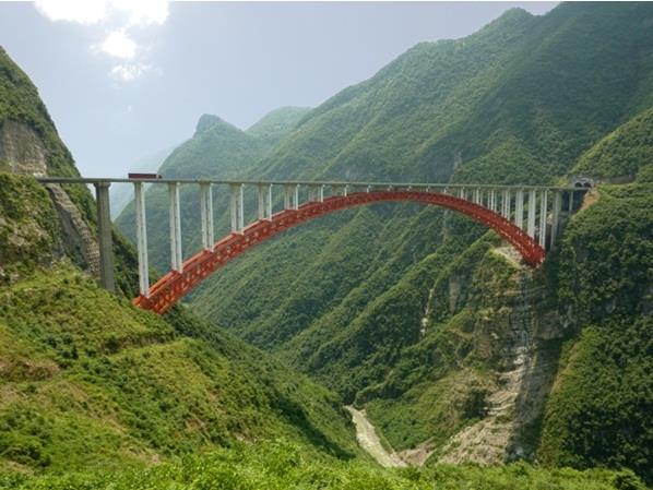"جسر نهر ""جيجانك"""