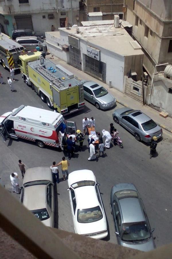 تفجير انتحاري مسجد ببلدة القديح
