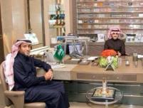 الأمير الوليد بن طلال و سامي الجابر