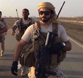 """ماذا كتب الضابط الإماراتي """"البلوشي"""" قبل استشهاده في حادث الطائرة باليمن (صورة)"""