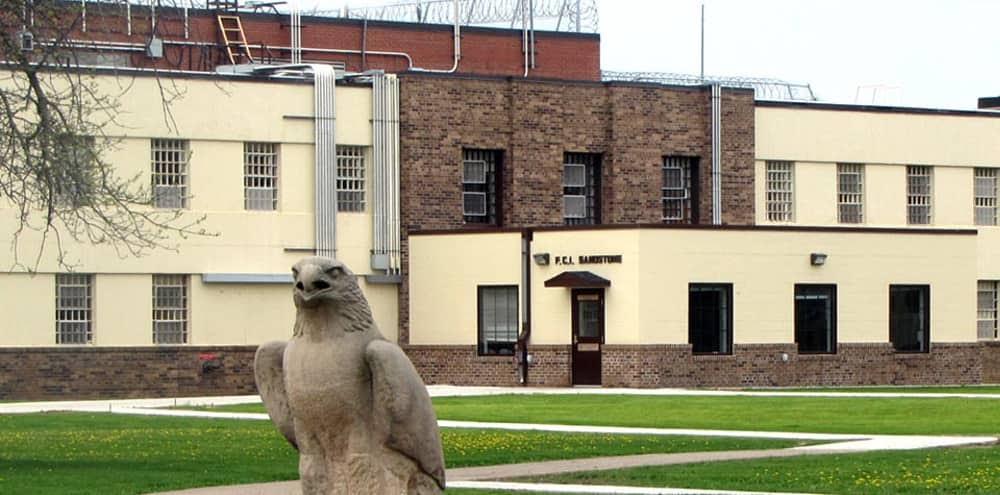 6- معهد إصلاحية ساندستون الاتحادي (ولاية مينيسوتا الأمريكية)