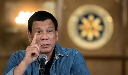 الرئيس الفيليبيني يعتبر النواب الأوروبيين «مجانين»