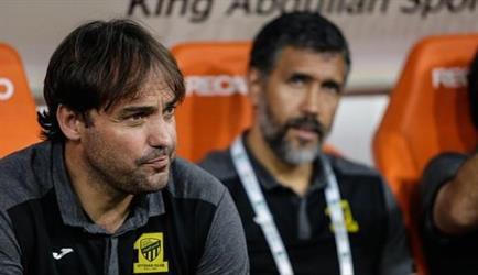 """مدرب الاتحاد: اللاعبون تأثروا بـ """"إرهاق الديربي"""" أمام القادسية"""