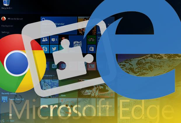 Microsoft Edge Chrome extensions 2