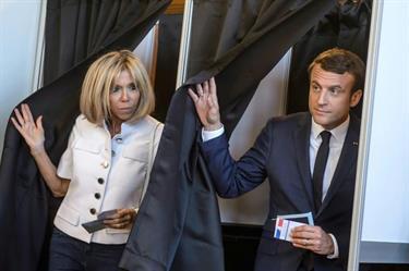 ماكرون يواجه انتقادات الفرنسيين بعد مئة يوم على انتخابه