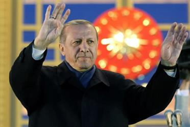 """اردوغان يتهم باحثا فرنسيا بـ""""التحريض"""" على اغتياله"""