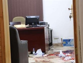 أسماء ضحايا الاعتداء المسلح على مكتب الداير