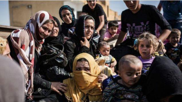 عدد اللاجئين السوريين في الدول المجاورة يتجاوز 4 ملايين
