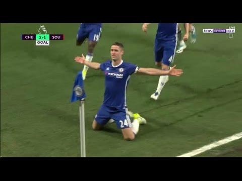 تشيلسي ( 4 - 2 ) ساوثهامبتون الدوري الانجليزي الممتاز