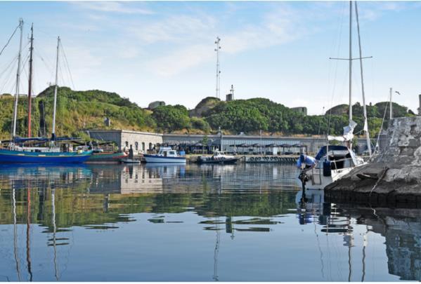 بالصور: جزيرة خاصة معروضة للبيع بـ 9 ملايين دولار