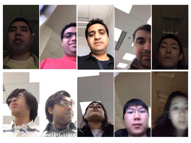 تقنية جوجل للتعرف على الوجوه