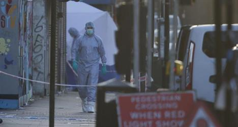 الخارجية: المملكة تدين حادث الدهس الإرهابي الذي استهدف مصلين شمال لندن