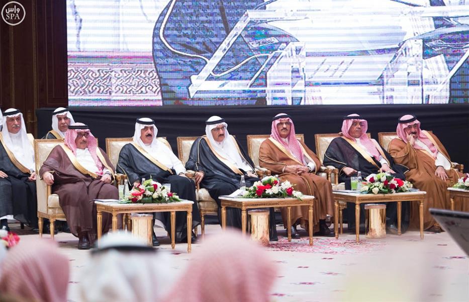 خادم الحرمين الشريفين يدشن خمسة مشروعات ضمن التوسعة السعودية الثالثة للمسجد الحرام