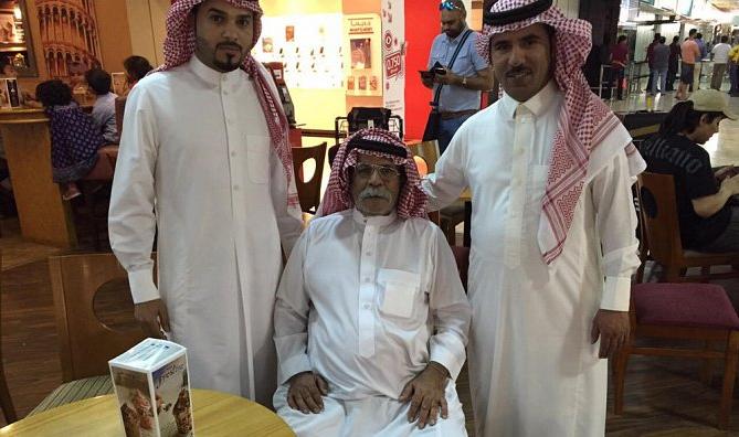 بالصور.. السلطات العراقية تفرج عن السجين السعودي الحربي