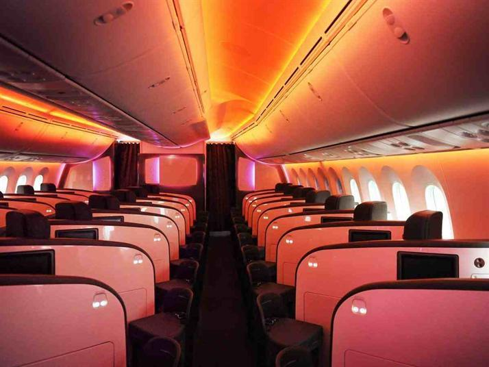 6. Virgin Atlantic Airways